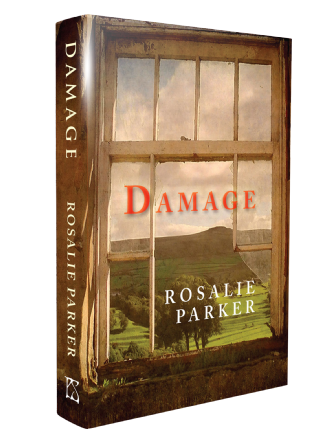 Damage [hardcover] by Rosalie Parker